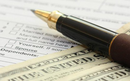 Income affidavit from home for visa?