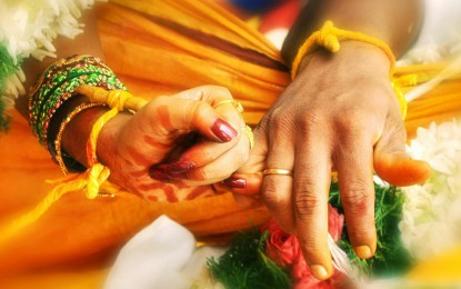 Is a Buddhist wedding legal?