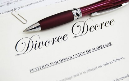 What are the grounds for divorce in Thailand?