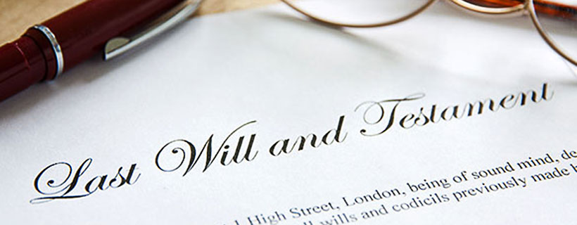 Last Will and Testament Drafted in Thailand