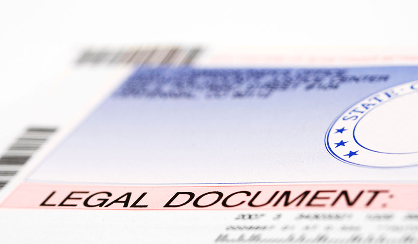 Legal Documents