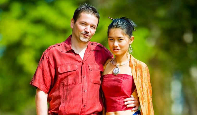 Frauen kennenlernen aus thailand