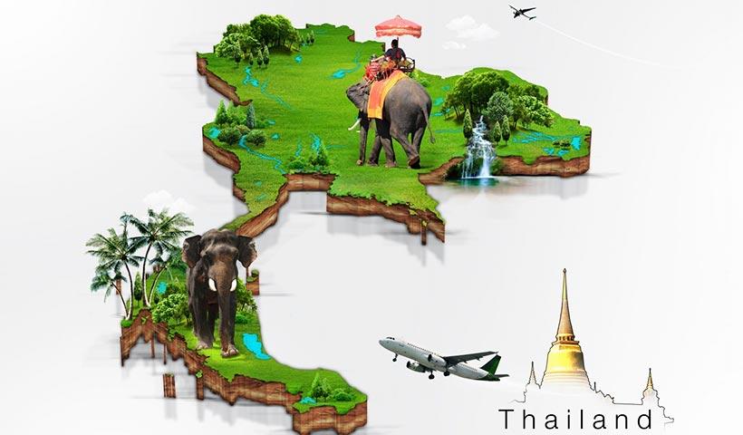 Residing in Thailand