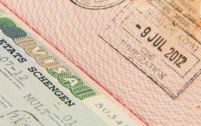 Schengen visa from Thailand