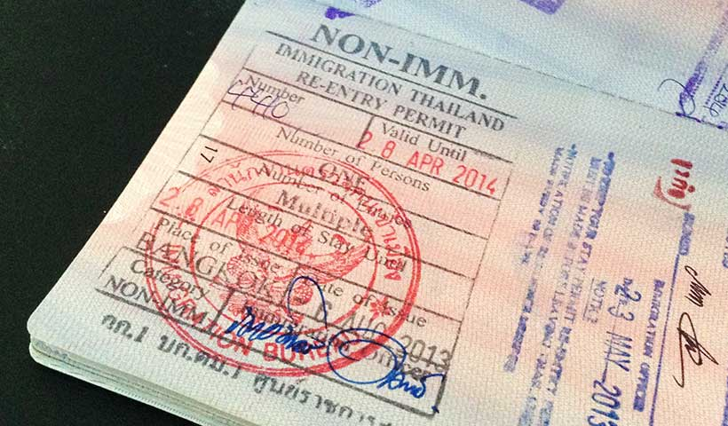 How To Apply Re Entry Visa