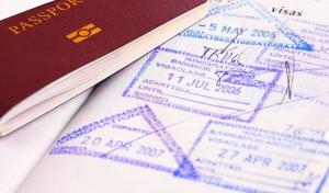 Thai Visa Stamps
