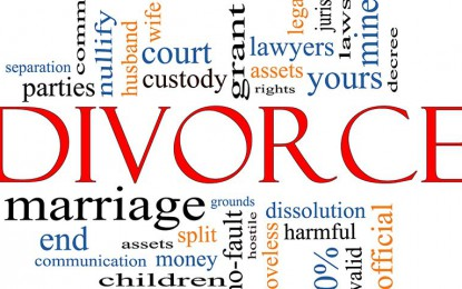 Cost of getting divorced