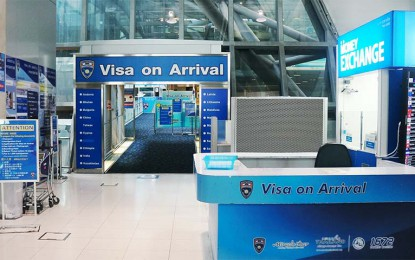 Visa on Arrival Fee Temporarily Waived