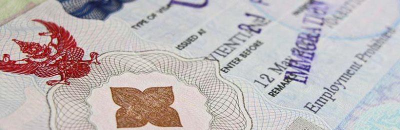 Types of Thailand Visas