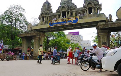 Temporary Suspension of Visa Stamp Issuance in Cambodia