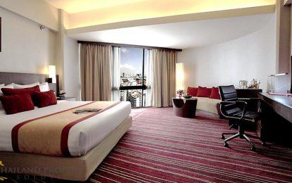 4-star Nana Bangkok Hotel