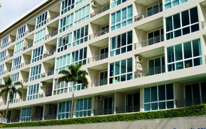 Jomtien Beachfront Condominium