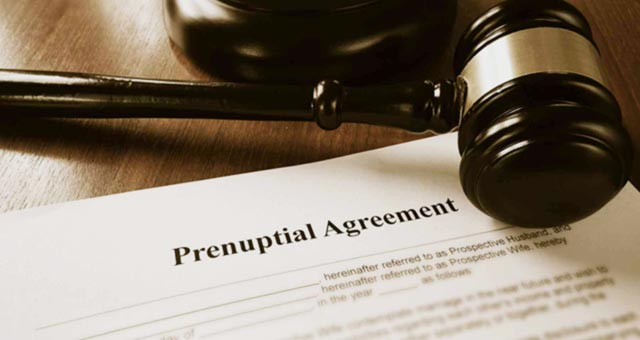 Thailand Prenuptial Agreement