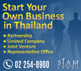 Start Your Business in Thailand