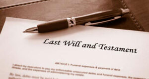 Thailand Last Will and Testament