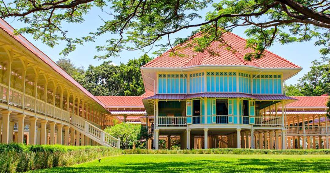 Mareukathaiyawan Palace in Hua Hin