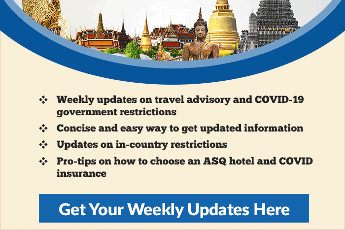 Thailand Weekly Updates