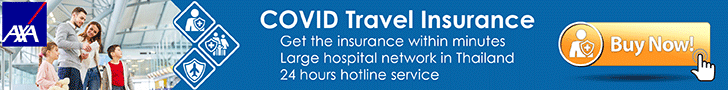 COVID Travel Insurance Thailand