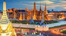 Thailand Borders