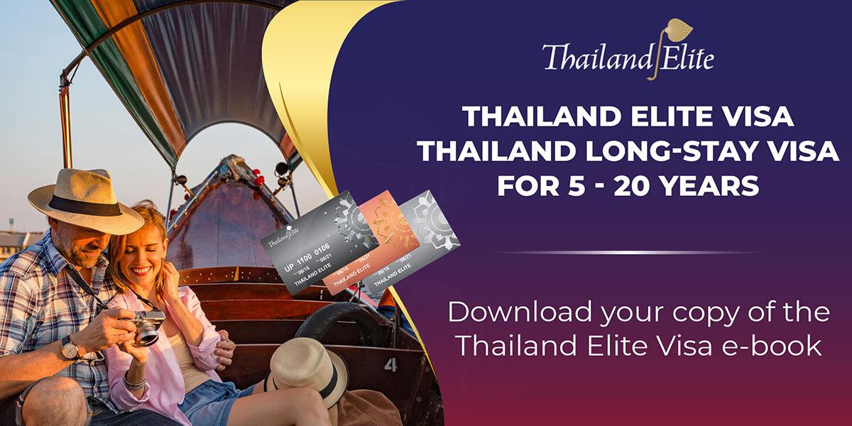 Thailand Elite Visa eBook